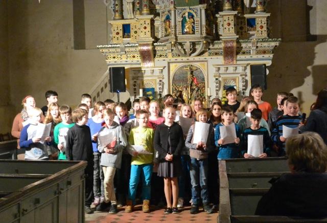 Luthers Lieder neu - Schulprojektx