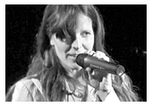Sängerin und Songwriterin Tarme