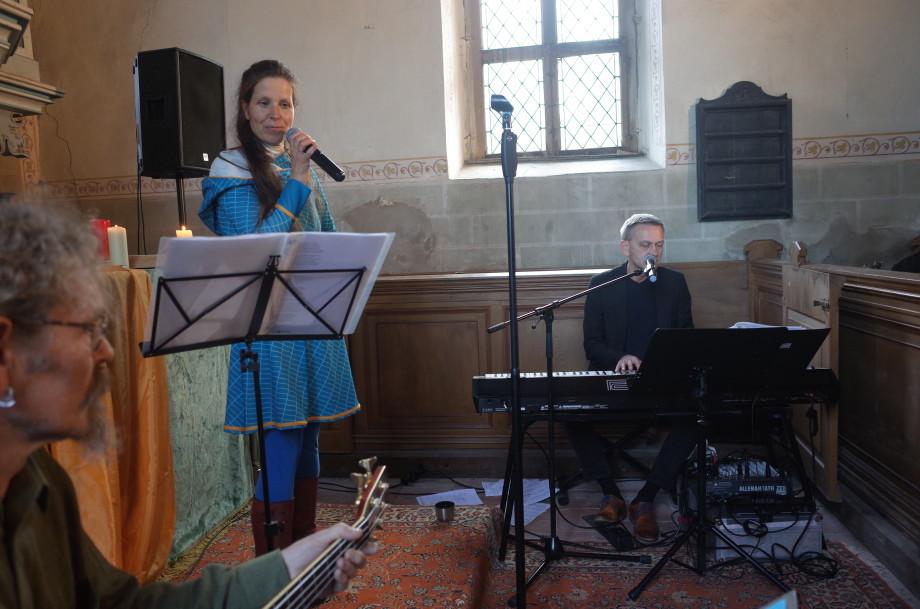 Besetzung: Serge Radke, TARME, Uwe Matschke