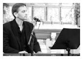 Pianist Uwe Matschkex